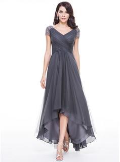 Quelle robe de soirée vous scie ?