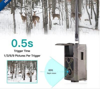 Mieux chasser avec une camera de chasse