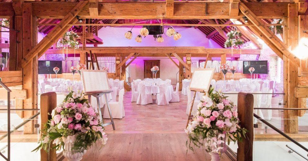 Comment trouver la salle de mariage idéale ?